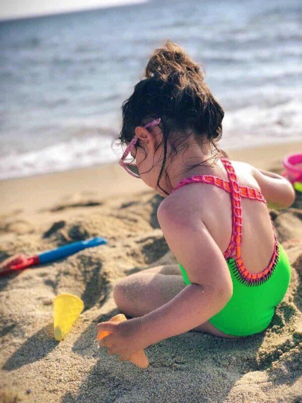 Sunpalms Body Kids Swimwear